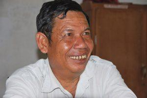 Net Kimyorn of Boeng Pring Village in Battambang