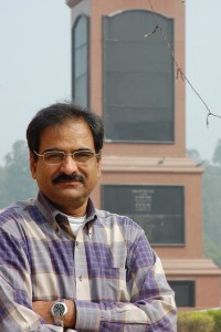 Dr. Jagdish K. Ladha, IRRI scientist and country representative for India and Nepal.