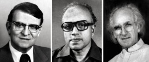 Nyle Brady, M.S. Swaminathan, and Klause Lampe