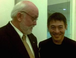 71. Zeigler_Jet Li_2008_ Chinese martial artist (Kung fu), actor, Wushu champion, int film star_philanthropist_e UBS_Global Philanthropy_forum
