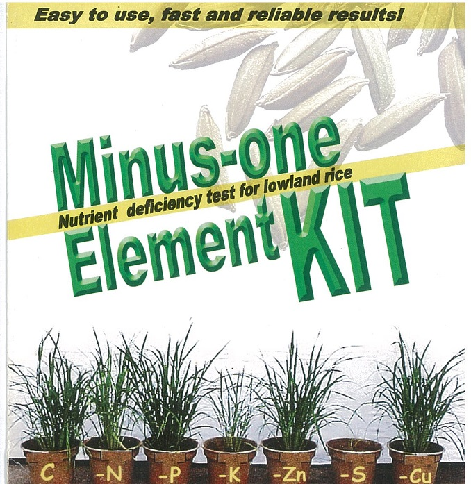 MOET is a farmer-friendly, affordable, and quick soil analysis kit developed by the author as a consultant at PhilRice.
