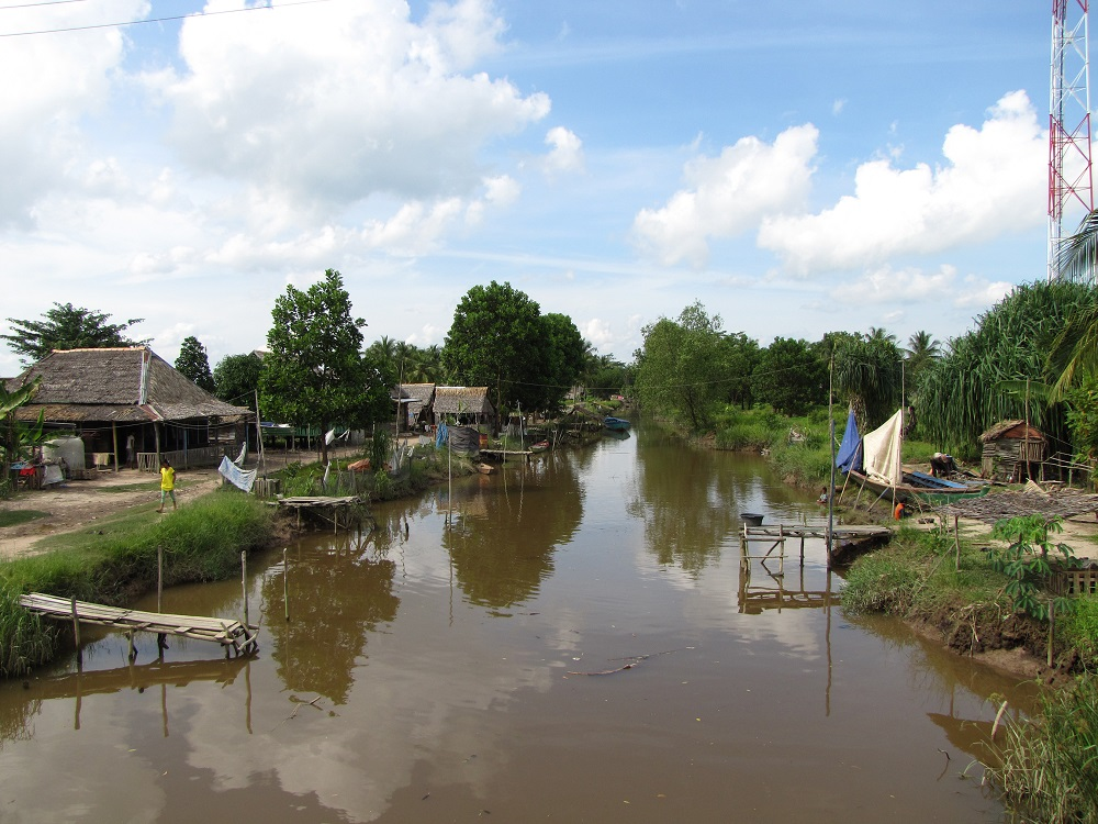 South Sumatra, which predominantly consists of marshlands and coastal areas, historically produced rice once a year. (Photo: IRRI)