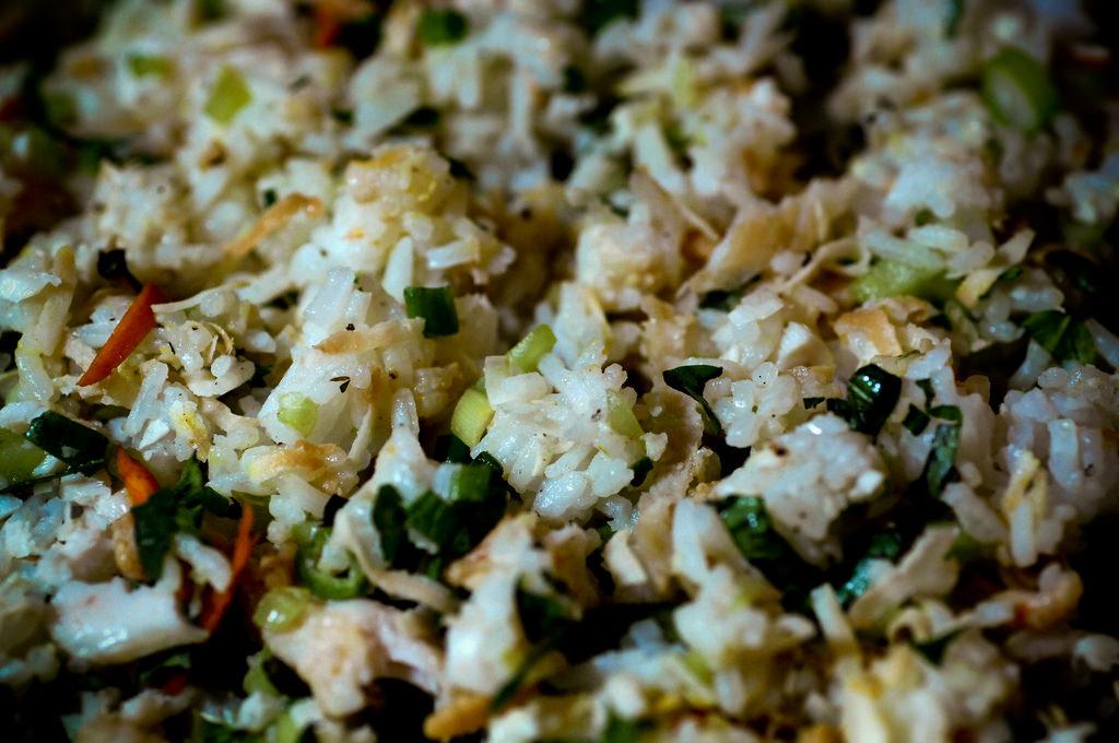 Malay Nonya Rice Salad (Photo: IRRI)