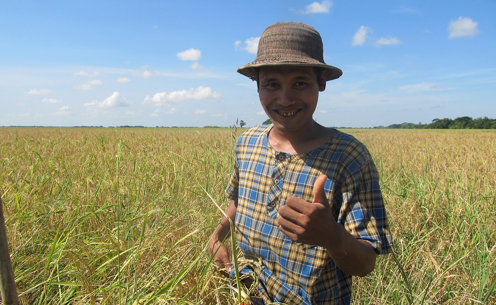 CORIGAP aims to improve food security and gender equity and alleviate poverty in target countries China, Indonesia, Myanmar, Sri Lanka, Thailand, and Vietnam. (Photo: CORIGAP)